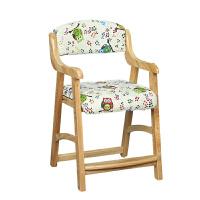 写字椅 学生椅子升降椅 家用书桌凳实木靠背矫姿调节 学习椅