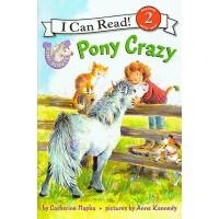 【预订】Pony Crazy