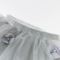 davebella戴维贝拉2020春季新款女童裤子 宝宝假两件裙裤DBM12766
