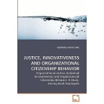 【预订】Justice, Innovativeness and Organizational Citizenship