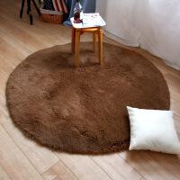 日式圆形地毯家用客厅茶几大地垫卧室床边毯吊篮转椅防滑脚垫垫子k