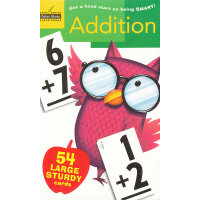 Addition (Flash Cards, Little Golden Book) 加法(金色童书,学习卡片)ISB