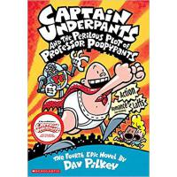 【预订】Captain Underpants and the Perilous Plot of Professor P