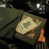 情人节七夕节礼物送男友男生生日礼物实用男孩子创意礼物送同学