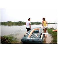 户外休闲运动皮划艇水上加厚气垫船充气钓鱼船 2/3/4人橡皮艇