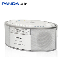 熊猫CD-950影碟机DVD录音播放机磁带收录CD音乐光盘播放器VCD一体家用便携式儿童英语学习学生碟片放碟机