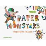 【预订】Paper Monsters: Make Monster Collages!