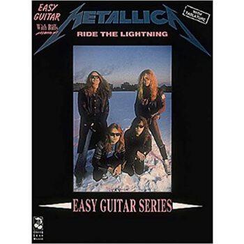 【预订】Metallica - Ride the Lightning* 预订商品,需要1-3个月发货,非质量问题不接受退换货。