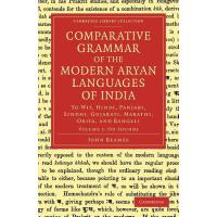 【预订】Comparative Grammar of the Modern Aryan Languages of In