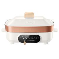 苏泊尔(SUPOR)煎烤机 多功能一体锅料理锅 家用大容量电烧烤锅网红锅 JD3424D08