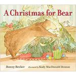 【预订】A Christmas for Bear 9780763649234