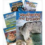 【预订】Earth and Space Science Grade 2: 5-Book Set (Content an