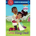 【预订】I Love King Dad! (Nella the Princess Knight) 9781524768