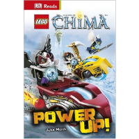 [现货]LEGOZ Legends of Chima Power Up!