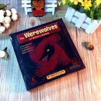 狼人3游戏牌含新月扩展 杀人游戏天黑请闭眼 典藏村庄版桌游