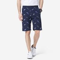 骆驼男装 2019夏季新款青年潮流薄款休闲短裤男士宽松五分沙滩裤