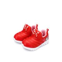 【99元任选2双】迪士尼Disney童鞋儿童运动鞋DS2633 S731106 S731153