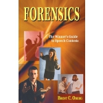 【预订】Forensics: The Winner's Guide to Speech Contests