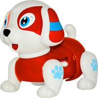 电动玩具狗 儿童玩具1-2周岁3电动小狗狗会唱歌走路叫男女孩音乐仿真机器狗 标配