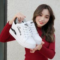 内增高小白鞋女2018新款秋秋季百搭韩版休闲厚底松糕单鞋子运动鞋