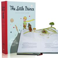 现货 英文原版 The Little Prince Deluxe Pop-Up Book ( Little Princ