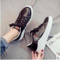 新款小白鞋女韩版百搭潮鞋学生运动ins鞋子潮流白鞋板鞋