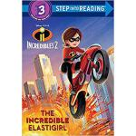 【预订】The Incredible Elastigirl (Disney/Pixar the Incredibles