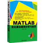 MATLAB优化算法案例分析与应用
