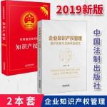 企业知识产权管理:操作实务与法律风险防范+知识产权法:实用版法规专辑(新5版) 中国法制出版社
