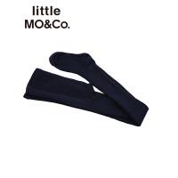 【折后价:35.6】littlemoco秋季新品女童裤袜弹力棉质微厚保暖连脚袜裤袜子