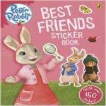 [现货]Peter Rabbit Anim Friends Sticker