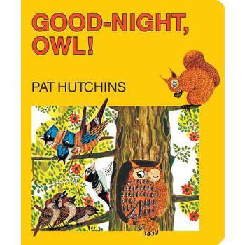 【预订】Good-Night, Owl! 预订商品,需要1-3个月发货,非质量问题不接受退换货。