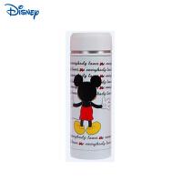 新年特价 迪士尼/Disney HM2118-1 350ml米奇真空杯(白色)保温杯不锈钢真空水杯学生直身便携大容量茶