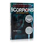 Scorpions 蝎子英文原版小说 25th Anniversary Edition 1989年纽伯瑞儿童文学奖 青