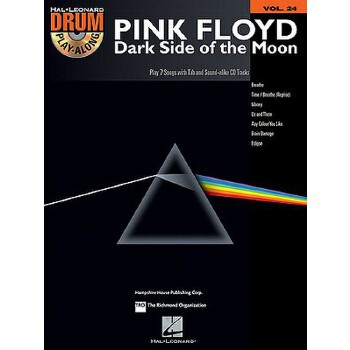 【预订】Pink Floyd: Dark Side of the Moon [With CD (Audio)] 9781423492559 美国库房发货,通常付款后3-5周到货!