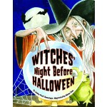 【预订】Witches' Night Before Halloween 9781589804852