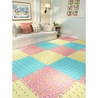 儿童卧室拼图地板爬行垫宝宝厚榻榻米家用泡沫地垫拼接