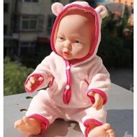 月嫂培训仿真娃娃 儿童玩具仿真婴儿洗澡入水娃娃性别婴儿娃娃玩具 41CM背面无发音盒