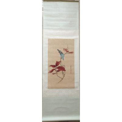 田世光_经典工笔作品_39.5-73.8轴8500