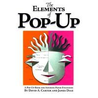 [现货]元素如何制作立体书 Elements of Pop Up 英文原版立体书