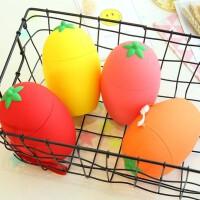 创意圣女果小番茄双层玻璃杯儿童水杯学生礼品定制原创蔬菜248ML水杯杯子