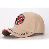 男士 韩版休闲时尚鸭舌帽棒球帽   户外运动太阳帽 男帽