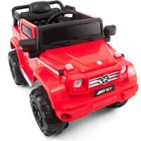 大号 儿童电动车四轮小汽车四驱带遥控4轮小孩越野充电玩具可坐人 +防