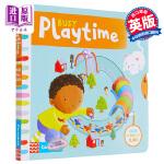 【中商原版】[英文原版]Busy Playtime 繁忙的游戏时间