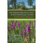 【预订】The Habitats Directive in Its Eu Environmental Law Cont
