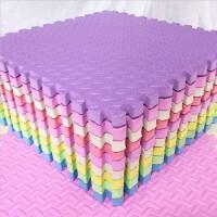 家用拼接厚拼图游戏地毯卧室垫子儿童泡沫地垫爬行垫