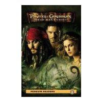 【预订】Pirates of the Caribbean: Dead Man's Chest, Level 3, Pe
