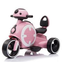 儿童电动三轮车儿童电动摩托车小孩玩具车宝宝电瓶车充电可坐人1-3岁男孩