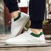 夏季男鞋子男士休闲鞋白色板鞋男韩版潮流小白鞋英伦运动潮鞋