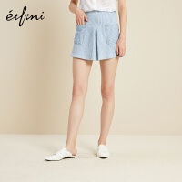 伊芙丽夏装新款韩版气质时尚半身裙1188946051